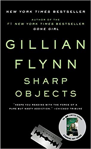 Sharp Objects Audiobook Online