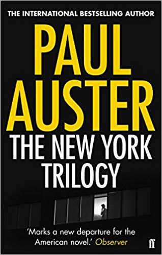 New York Trilogy Audiobook