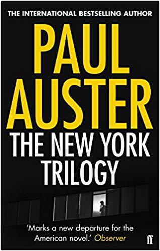 New York Trilogy Audiobook