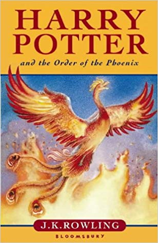 Harry Potter and the Order of the Phoenix Audiobook Jim Dale