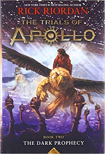 The Trials of Apollo Book Two The Dark Prophecy Audiobook