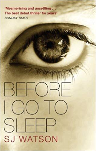 Before I Go To Sleep Audiobook