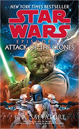 Attack of the Clones Audiobook