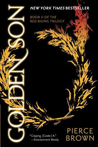 Golden Son Audiobook