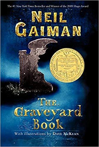 The Graveyard Book Audiobook