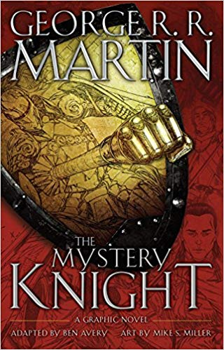 The Mystery Knight Audiobook