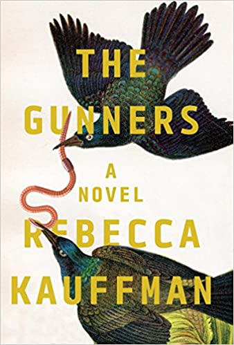 Rebecca Kauffman - The Gunners Audio Book Free