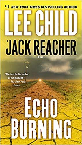 Lee Child - Echo Burning Audio Book Free