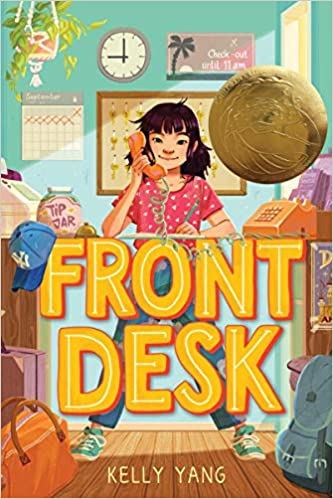Kelly Yang - Front Desk Audio Book Free