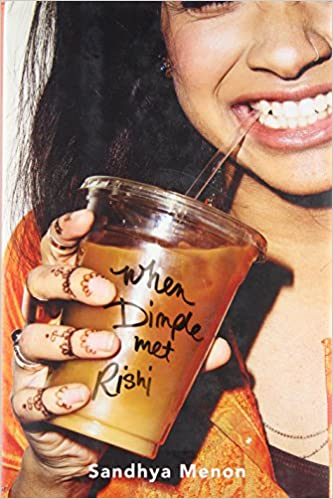Sandhya Menon - When Dimple Met Rishi Audio Book Free