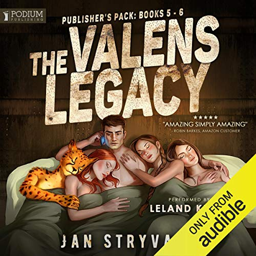 Jan Stryvant - The Valens Legacy Audio Book Free