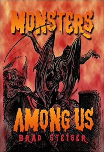 Brad Steiger - Monsters Among Us Audio Book Free