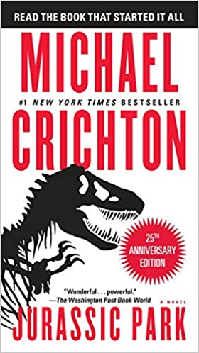 Michael Crichton - Jurassic Park Audio Book Free