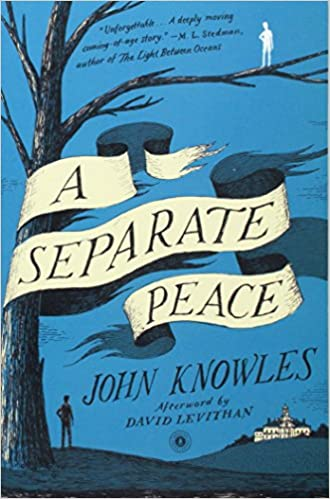 John Knowles - A Separate Peace Audio Book Free