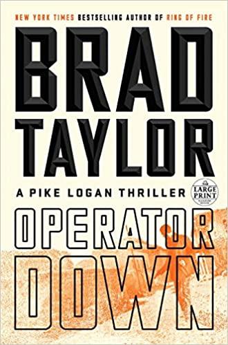 Brad Taylor - Operator Down Audio Book Free