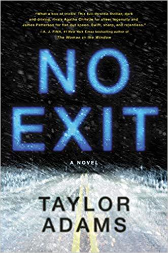 Taylor Adams - No Exit Audio Book Free