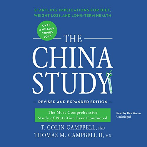 T. Colin Campbell PhD - The China Study Audio Book Free