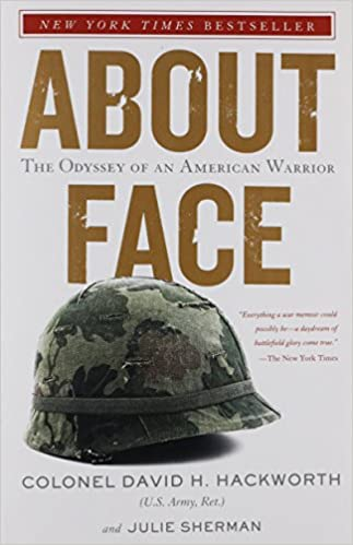 Colonel David H. Hackworth - About Face Audio Book Free
