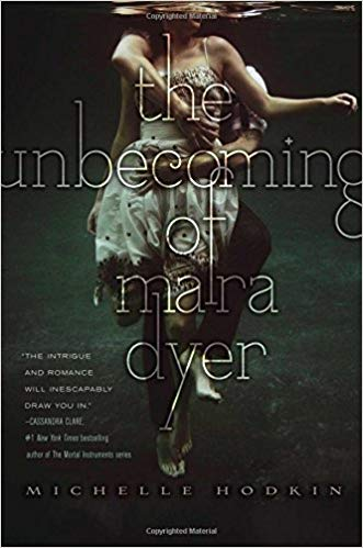 Michelle Hodkin - The Unbecoming of Mara Dyer Audio Book Free