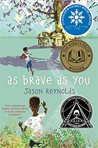 Jason Reynolds - As Brave As You Audio Book Free