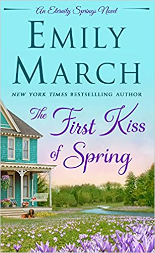 Emily March - The First Kiss of Spring Audio Book Free