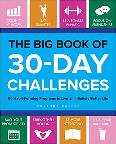 Rosanna Casper - The Big Book of 30-Day Challenges Audio Book Free