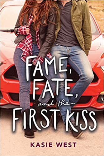 Kasie West - Fame, Fate, and the First Kiss Audio Book Free