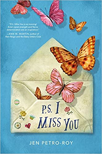 Jen Petro-Roy - P.S. I Miss You Audio Book Free