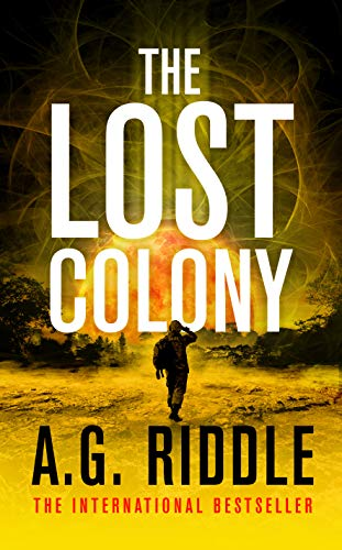 A.G. Riddle - The Lost Colony Audio Book Free