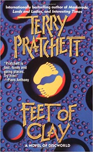 Terry Pratchett - Feet of Clay Audio Book Free
