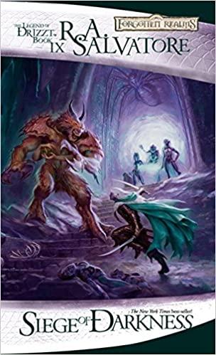 R. A. Salvatore - Siege of Darkness Audio Book Free
