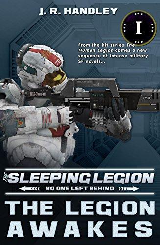 J.R. Handley - The Legion Awakes Audio Book Free