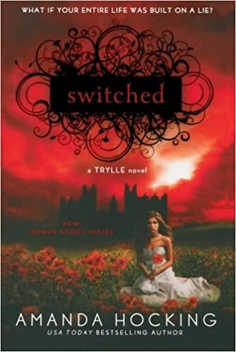 Amanda Hocking - Switched Audio Book Free