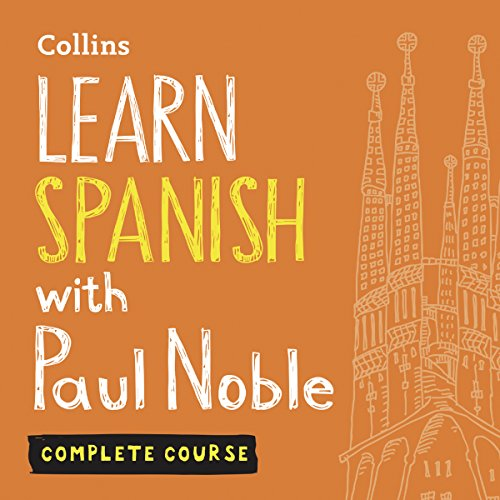 Paul Noble - Learn Spanish with Paul Noble for Beginners Audio Book Free