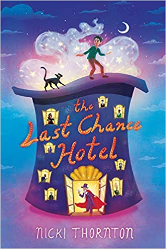 Nicki Thornton - The Last Chance Hotel Audio Book Free