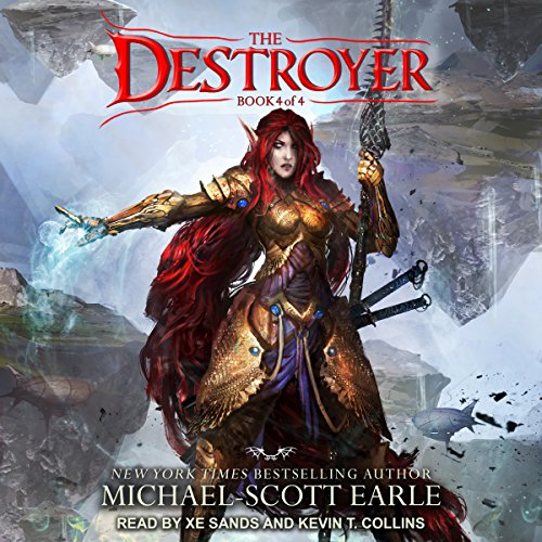 Michael-Scott Earle - The Destroyer Audio Book Free