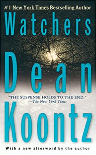 Dean Koontz - Watchers Audio Book Free